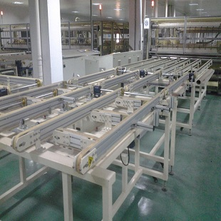 太阳能光伏流水线-上海步格自动化控制设备有限公司